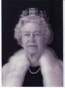 Queen-Elizabeth-Lenticular-Print