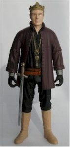 Merlin 3.75 Numbered Limited Edition Uther Figure