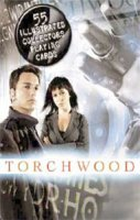 Torchwood Playing Cards