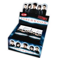 Torchwood 32 x Single Booster Pack - Doctor Who