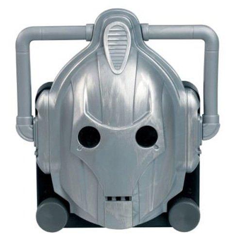 Doctor Who Cyberman Etch-a-sketch