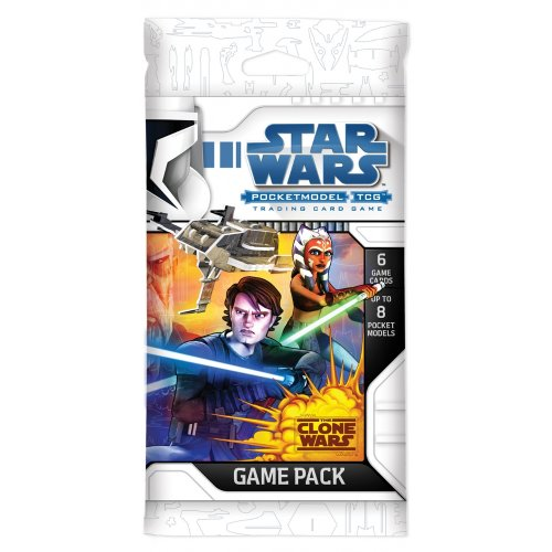 Star Wars - Clone Wars Booster - Star Wars Pocket Models