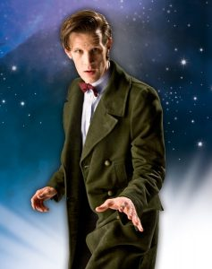 Doctor Who - 11th Doctor Who or Green Coat