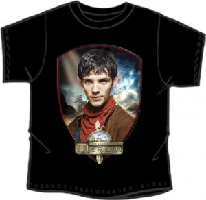 Merlin T Shirt - Kids