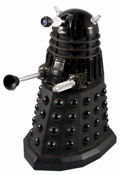 Doctor Who Diecast 5 Inch Black Dalek