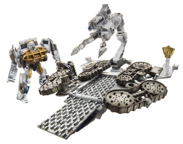 CV18 Ratchet Luna Crawler