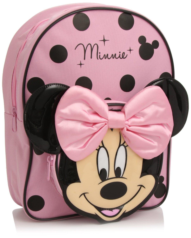 ... Disney Minnie Mouse Backpack (Pink  Black). 817eLjdzj4L.