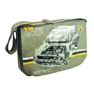 Haynes Canvas Shoulder Bag - Vw Golf
