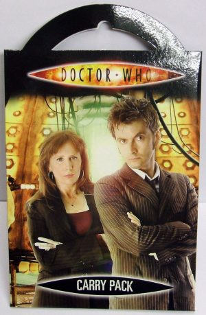 Doctor Who Carry Pack
