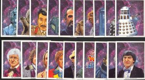 Doctor Who 30th Anniversary Collectors Cards