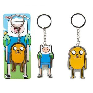 Adventure Time Metal Keychain Assortment