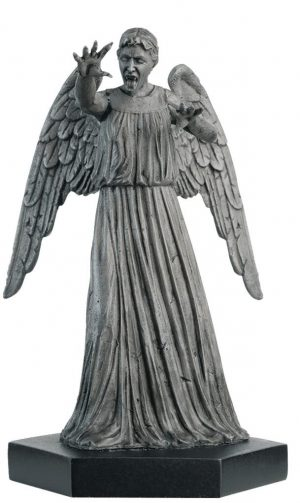 Doctor Who Weeping Angel Figurine