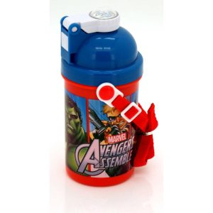 Avengers Flip Top Drinking Bottle