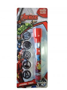 Marvel Avengers Projection Torch