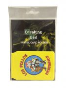 Official Breaking Bad Los Pollos Hermanos Travel Pass Holder 2
