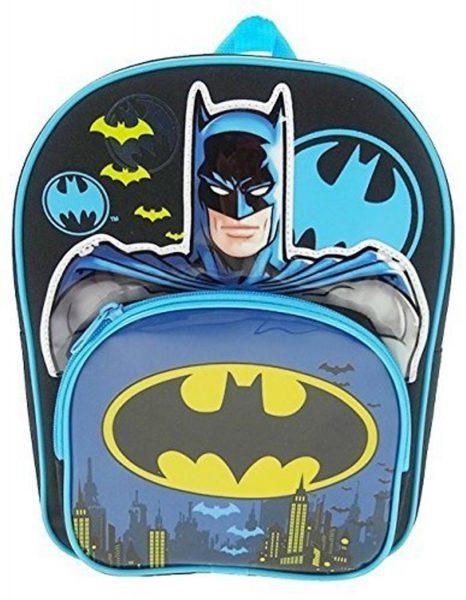 Batman Children's Backpack Novelty Backpack