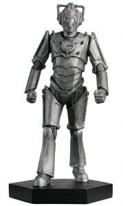 Doctor Who Cyberman Figurine