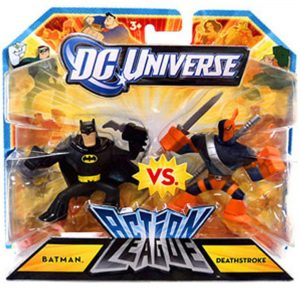 DC Universe Action League 2 Packs