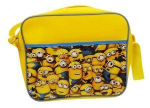 Despicable Me Minions Courier Bag