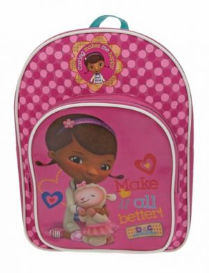 Doc McStuffins Backpack