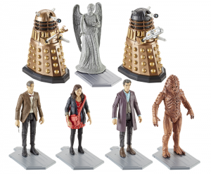 "Doctor Who 3.75"" Action Figures Wave 2 Assortment"