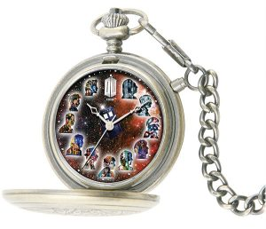 Doctor Who: 50th Anniversary 11 Doctors Collectors FOB Watch