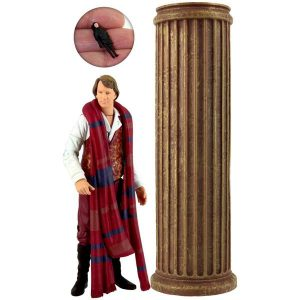 Doctor Who 5th Doctor Castrovalva Action Figure Collectors Set