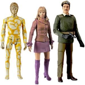 Doctor Who The Claws of Axos Collectors Set