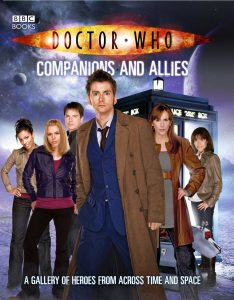 Doctor Who: Companions And Allies [Paperback]