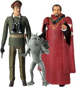 Doctor Who The Third Doctor 'The Daemons' Collectors Set