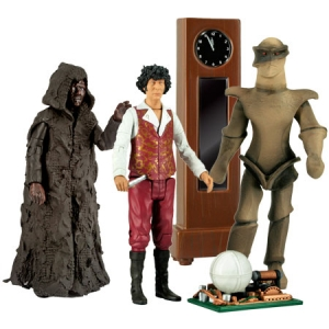 Doctor Who The Keeper of Traken Collectors Set