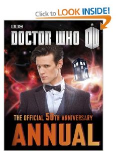 Doctor Who: Official Annual 2014 [Hardcover]