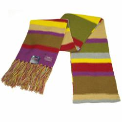 Doctor Who 4th Doctor (Tom Baker) Scarf