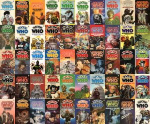 Doctor Who Target Books