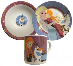 Disney Frozen Breakfast Set