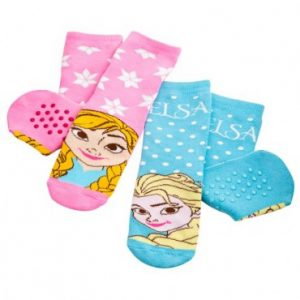 Disney Frozen Kids Slipper Socks