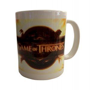 Official Game of Thrones Logo Mug
