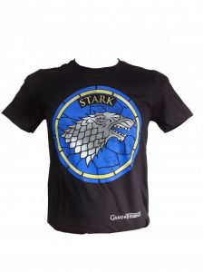 Game of Thrones Stark Stained Glass Sigil T-Shirt