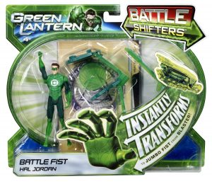 Green Lantern Movie Battle Shifters Action Figures - Assorted