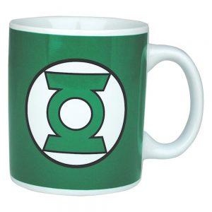 DC Comics Green Lantern Logo Mug