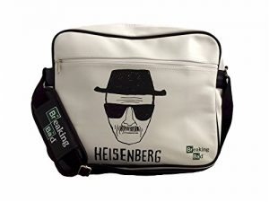 Breaking Bad Official Messenger Shoulder Bag - Heisenberg Walter White Design