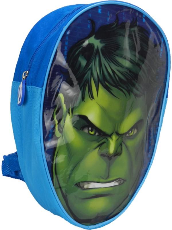 Marvel Avengers The Incredible Hulk Head Shaped Children's Backpack