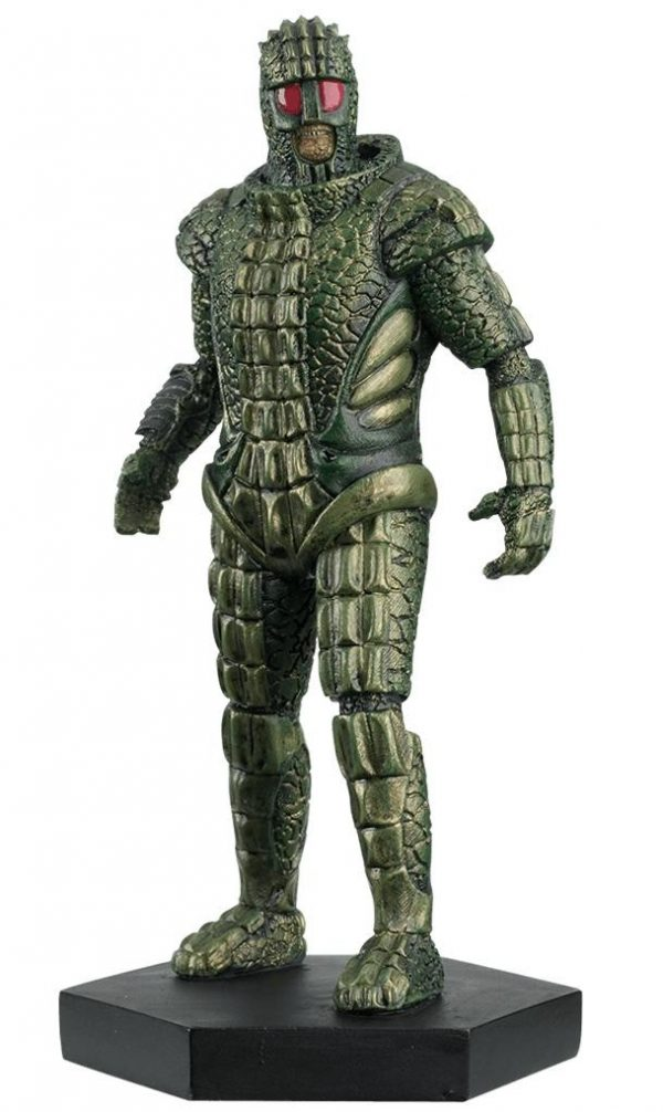 Doctor Who Ice Warrior Figurine