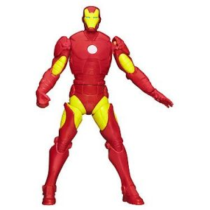 "Marvel Avengers Iron Man Battler 6"" Action Figure"