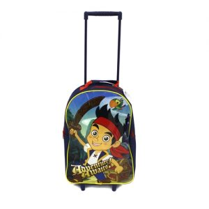 Jake and the Neverland Pirates Wheeled Bag