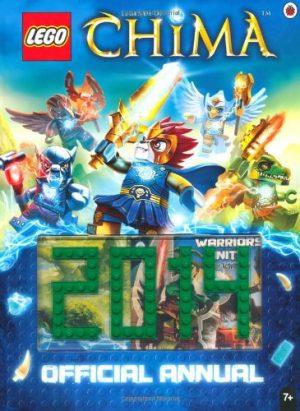LEGO Legends of Chima Annual 2014