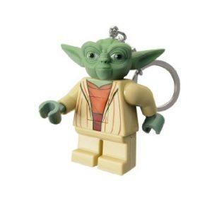 LEGO Star Wars Keyring Torch Yoda