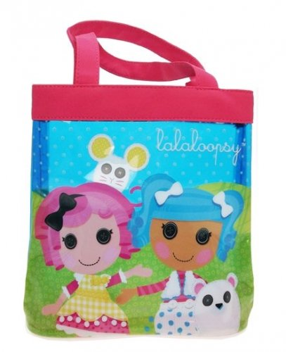Lalaloopsy PVC Tote Bag