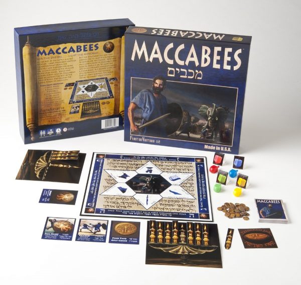 Maccabees Board Game