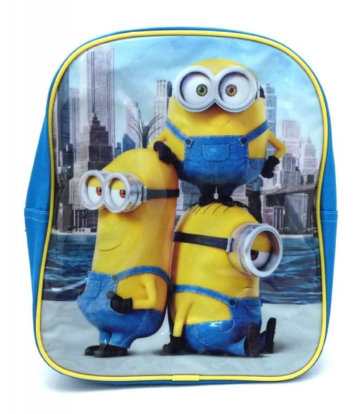Despicable Me 3 Minion Backpack